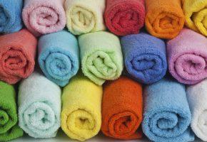 как использовать полотенца