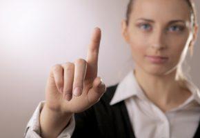 Просеффия по пальцу