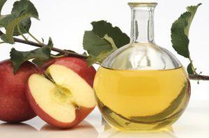 яблочный уксус от шрамов
