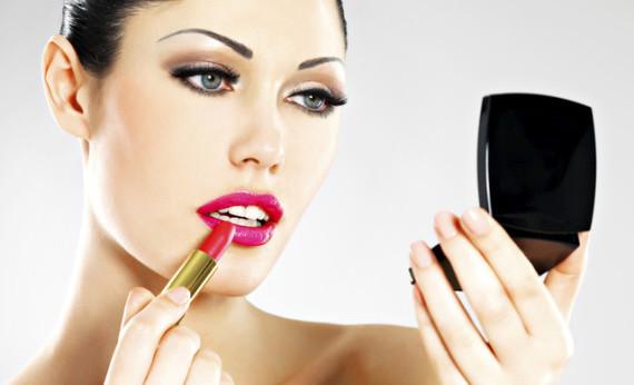 ошибки при нанесении губной помады