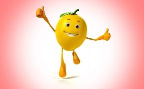 14 неделя беременности, лимон