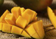 манго оживляет кожу и волосы