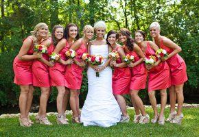 Одежда для свадьбы летом