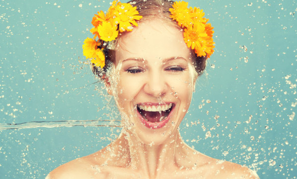 увлажнение кожи летом