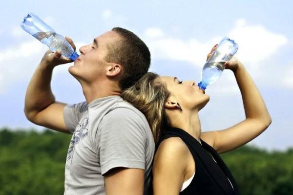 диета при помощи воды