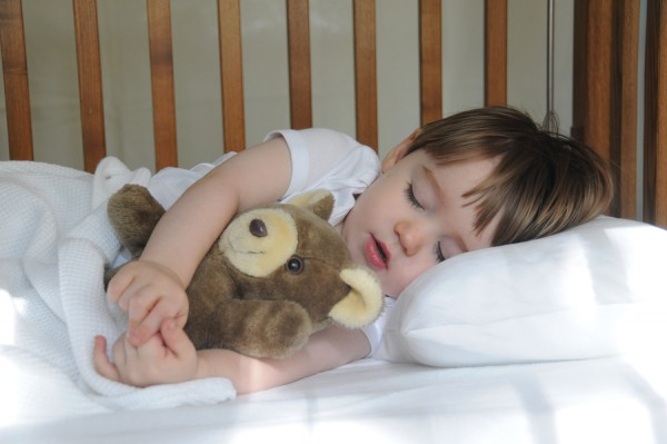 как установить режим сна ребенку