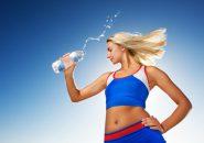 как похудеть от воды