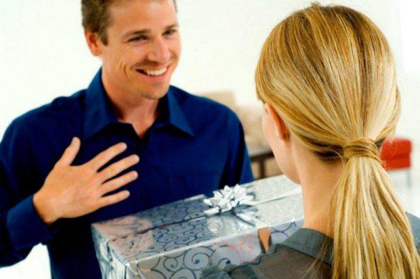 Как удивить мужа подарок